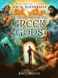 Percy Jackson's Greek Gods (h�ftad)