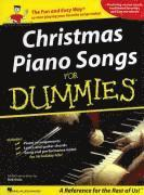 Christmas Piano Songs For Dummies (h�ftad)