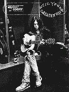 Neil Young: Greatest Hits (inbunden)