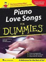 Piano Love Songs for Dummies (h�ftad)