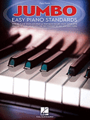 Jumbo Easy Piano Standards (h�ftad)