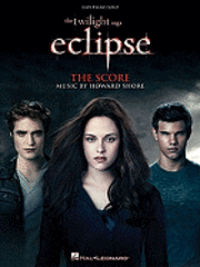 The Twilight Saga - Eclipse Film Score (Easy Piano) (h�ftad)
