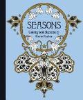 Seasons Coloring Book