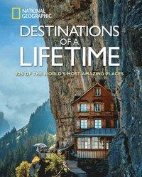 Destinations of a Lifetime (inbunden)