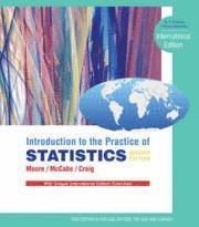 Introduction to the Practice of Statistics (inbunden)