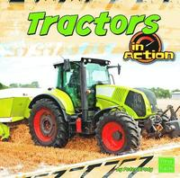 Tractors in Action (inbunden)