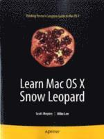 Learn Mac OS X Snow Leopard (h�ftad)