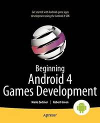 Beginning Android 4 Games Development (h�ftad)