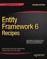 Entity Framework 6 Recipes (h�ftad)
