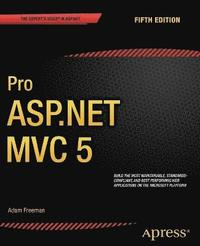 Pro ASP.NET MVC 5 (h�ftad)