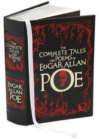 Complete Tales and Poems of Edgar Allan Poe (Barnes &; Noble Omnibus Leatherbound Classics)
