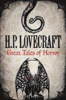 H. P. Lovecraft: Great Tales of Horror (inbunden)