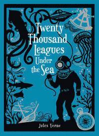 Twenty Thousand Leagues Under the Sea (inbunden)