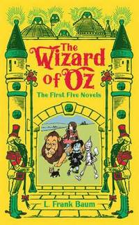 The Wizard of Oz: The First Five Novels (h�ftad)