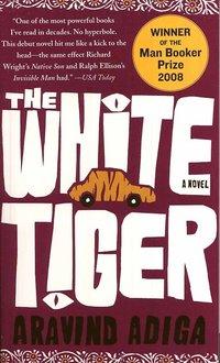 White Tiger (häftad)