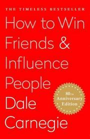 How to Win Friends and Influence People (inbunden)