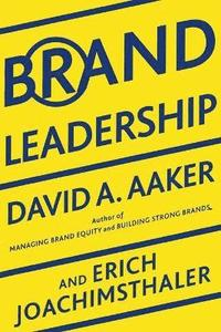 Brand Leadership (inbunden)