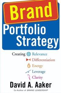 Brand Portfolio Strategy (e-bok)
