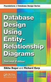 Database Design Using Entity-Relationship Diagrams (inbunden)