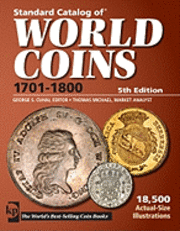 Standard Catalog of World Coins (h�ftad)