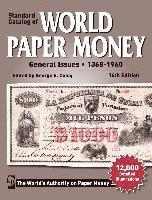 Standard Catalog of World Paper Money General Issues - 1368-1960 (h�ftad)