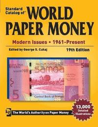 Standard Catalog of World Paper Money - Modern Issues (h�ftad)