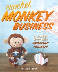 Crochet Monkey Business (kartonnage)