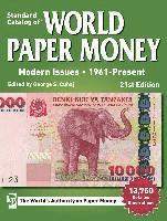 Standard Catalog of World Paper Money, Modern Issues, 1961-Present (h�ftad)