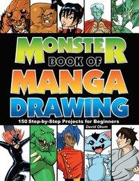 Monster Book of Manga Drawing (h�ftad)