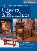 Furniture Fundamentals - Making Chairs &; Benches