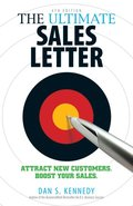Ultimate Sales Letter 4Th Edition