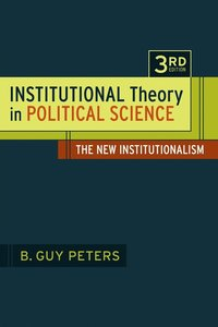 Institutional Theory in Political Science (h�ftad)