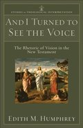 And I Turned to See the Voice (Studies in Theological Interpretation)