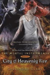 City of Heavenly Fire (inbunden)