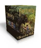Fablehaven Complete Set (Boxed Set): Fablehaven; Rise of the Evening Star; Grip of the Shadow Plague; Secrets of the Dragon Sanctuary; Keys to the Dem (kartonnage)