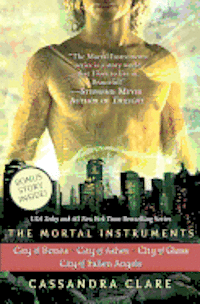 The Mortal Instruments Boxed Set: City of Bones/City of Ashes/City of Glass/City of Fallen Angels ()