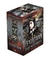 Leviathan: Leviathan; Behemoth; Goliath (h�ftad)