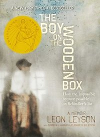 The Boy on the Wooden Box: How the Impossible Became Possible... on Schindler's List (inbunden)