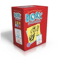 Dork Diaries Box Set (Books 4-6): Dork Diaries 4; Dork Diaries 5; Dork Diaries 6 (inbunden)