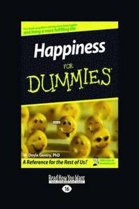 Happiness for Dummies(R) (h�ftad)
