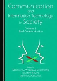 information communication and society Information has been a central theme in 21st century research, just as capital was in the 20th century it is frequently said that society is now living in an.