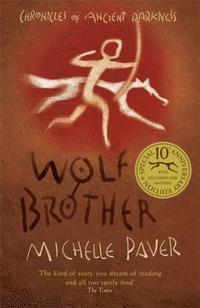 Wolf Brother (inbunden)