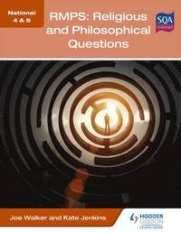 National 4 &; 5 RMPS: Religious and Philosophical Questions (h�ftad)