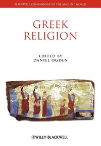 A Companion to Greek Religion (h�ftad)