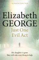 Just One Evil Act (mp3-bok)
