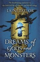 Dreams Of Gods And Monsters (h�ftad)