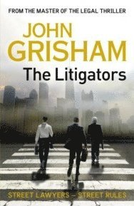 The Litigators (h�ftad)