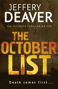 The October List (h�ftad)