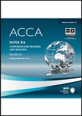 ACCA - F4 Corporate and Business Law (English)