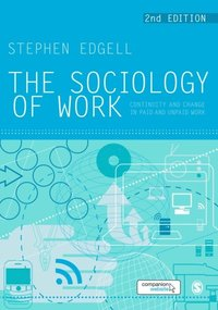 Sociology of Work (inbunden)